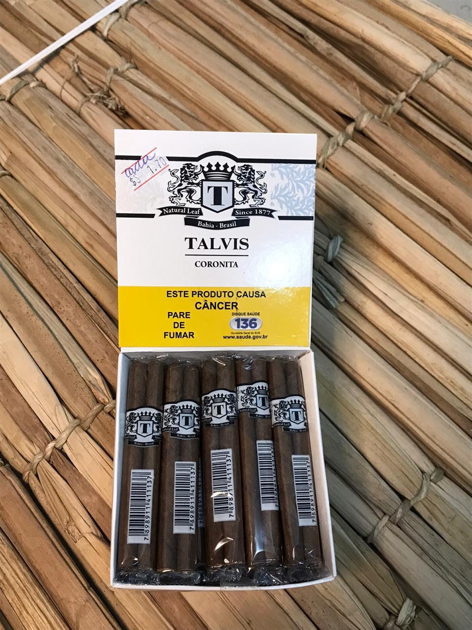 Cigarrilha Talvis