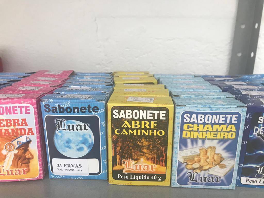 Sabonetes 40gr
